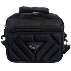 Spesifikasi Santer Wide Model C Satchel Bag Tablet Case Hitam Lengkap Dengan Harga