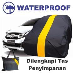 COD - Sarung Bodi Mobil Honda Mobilio Cover Body Waterproof Selimut Penutup Pelindung Anti Air Kuning