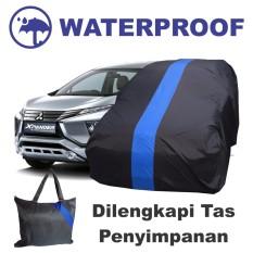 Toko Sarung Bodi Mobil Xpander Cover Body Waterproof Selimut Penutup Pelindung Anti Air Biru Terlengkap