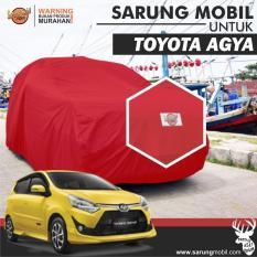 Sarung Cover Mobil Toyota Agya Premium Diskon Akhir Tahun