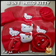 Sarung Jok Mobil / Bantal Mobil 18 in 1 / 18In1 HK Hello Kitty RW HT