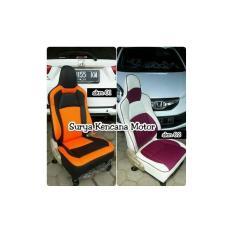 Sarung Jok Mobil Honda Mobilio ( Bhn Ferrari )