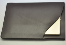 Notebook Model Lama retina MacBook Pro 13-inch sarung kulit Casing Sarung laptop tas penyimpanan