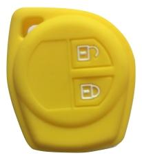 Harga Sarung Kunci Silikon For Suzuki Ertiga Kuning Baru