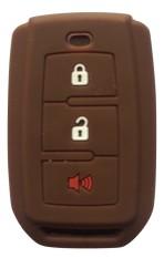 Spesifikasi Sarung Kunci Silikon Toyota All New Avanza Cokelat Baru