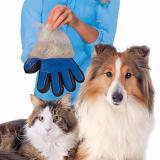 Jual Cepat Sarung Tangan Pemijat Perapi Bulu Hewan Anjing Kucing