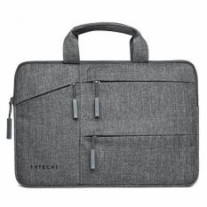 Satechi Air-Tahan Laptop Tas dengan Kantong Cocok dengan MacBook Pro 15