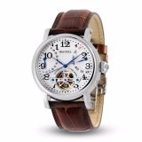 Promo Sea Elephant M171S Automatic Mechanical Men S Watch Self Winding Cadangan Daya Flywheel Brown Intl Ltcj