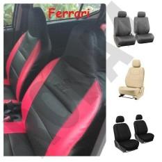 Seat Cover / Sarung Jok Mobil Bahan Ferrari All New Hilux 20