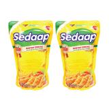Spesifikasi Sedaap Minyak Goreng Pouch 2 L 2 Pcs Terbaru