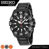 Toko Seiko 5 Sport Automatic Jam Tangan Pria Strap Stainless Stell Srp489K1 Black Seiko Indonesia