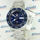 Harga Seiko 5 Sports Snzh53K1 Automatic Blue Dial Jam Tangan Pria Snzh53 Murah
