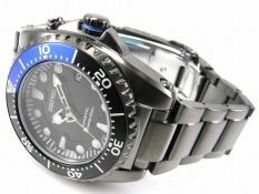 Beli Seiko Kinetic Diver Special Edition Jam Tangan Pria Hitam Strap Stainless Steel Ska579P1 Cicil
