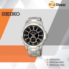 Kualitas Promo Seiko Premier Jam Tangan Pria Tali Stainless Steel Srk Series Seiko