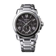 Seiko Premier Solar Chronograph SSC597P1 Man's Watch - intl
