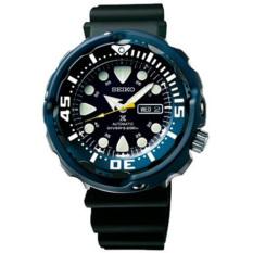 Seiko Prospex - Jam Tangan Pria - Blue - Strap Rubber- Limited Edition - Tuna Marine Master Diver - SRP653