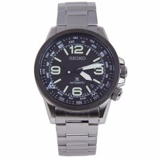 SEIKO Prospex Jepang Otomatis Stainless Steel Black Dial Watch SRPA71  SRPA71J1 (Hitam)-Intl 1bde4dd637