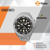 Spesifikasi Seiko Prospex Kinetic Jam Tangan Pria Gmt Divers 200M Sun0 Series Yg Baik