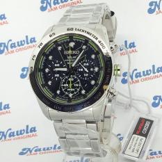 Harga Seiko Solar Ssc119P1 Chronograph Sapphire Jam Tangan Pria Ssc119 Asli
