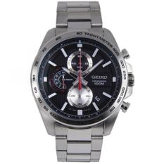 Seiko SSB255P1 Sport Chronograph Silver Stainless Steel Watch