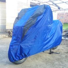 Selimut Motor Sarung Motor Cover Motor Aerox Nmax Sport - Biru