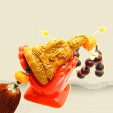 Beli Seni Baik Zaomu Patung Tiga Dimensi Guanyin Mobil Gantung Murah Di Tiongkok