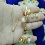 Jual Set Bola2 Gold Xuping Cantik Xuping Jewelry Branded