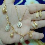 Toko Set Cantik Tears Gold Imut Banten
