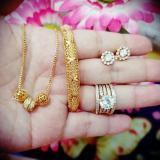 Beli Set Cantik Xuping Gold Xuping Jewelry