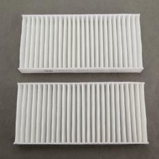 Toko Set 2 Filter Kabin Filter Udara Untuk Honda Civic Hibrida Cr V Elemen Acura Rsx Termurah Tiongkok