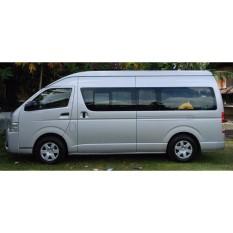 Sewa Toyota Hiace Commuter Wisata Malang Batu Bromo