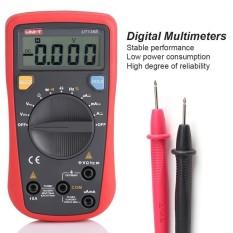 SFun Uni-T Ut136b Digital Multimeters Auto-Range Handheld Voltage/Current/Resistance/Frequency Tester - intl
