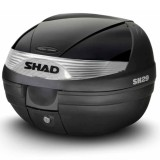 Harga Shad Sh29 Black Carbon Box Motor Original