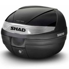 Diskon Shad Sh29 Black Carbon Box Motor Branded