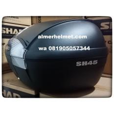 Diskon Shad Sh45 Top Box Motor Black Branded