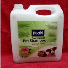 shampo khusus untuk perawatan warna hewan