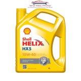 Penawaran Istimewa Shell Helix Hx5 15W 40 Api Sn Pelumas Oli Mesin Mobil Bensin 4 Liter Terbaru