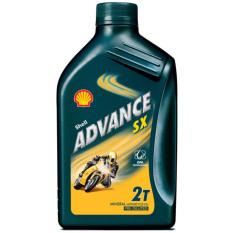 Shell Oli Samping Advance SX 2T 0.8L