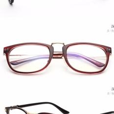 ShenShang AAA quality HD polarized men women eyeglasses 7230K red frame