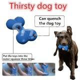 Jual Shine Pet Haus Tulang Anjing Gigi Gigi Mainan Gigitan Mainan Hewan Peliharaan Baru Mainan Biru Intl Shine Murah