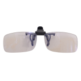 Shinu Klip Pada Kacamata Anti Biru Terang Kualitas Tinggi Melindungi Mata Dari Penyakit Mata Anti Uv Original