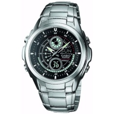 【Ship from Japan】CASIO wristwatch standard analog / digital combination model EFA-116D-1A1JF men's
