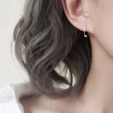 Jual Shiwu S925 Angin Nasional Perempuan Cincin Style Perak Anting Sterling Anting Anting Perak Anting Anting Di Bawah Harga