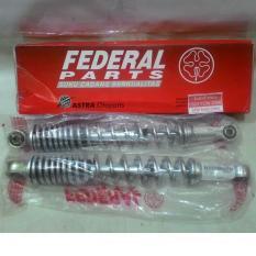 shock belakang supra - revo federal