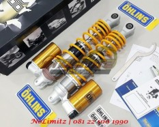 Shock / Shockbreaker OHLINS 335mm Tabung Bawah Yamaha NMAX
