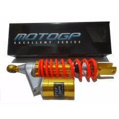 Shock Tabung Uk 300 Mm Motogp Motor Matic Universal Orange Bmv Diskon 40