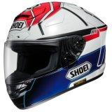 Shoei Helm X Twelve Motegi Mm93 Biru Shoei Diskon 50