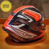 Review Tentang Shoei X14 Assaail Tc1