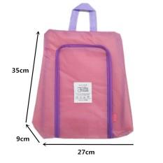 Shoes Storage Organizer Waterproof Basket Women Men Bag Travel Handbag Necessities Ite Accessories Supplies - intl