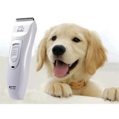 shpsammall-Codos KP-3000 Dog Cat Pet Animal Hair Mains/rechargeableDigital Clipper Trimmer Kit - intl